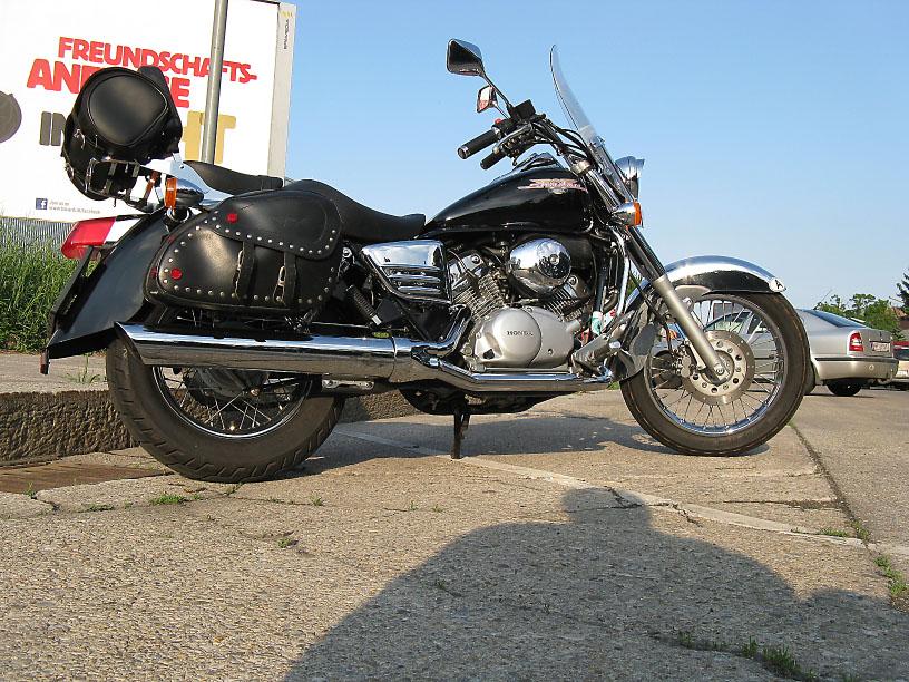 Honda VT 125 Shadow